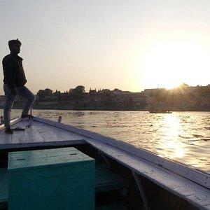Ganga River Boat Tour