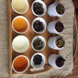 Verities of Himalayan Teas.