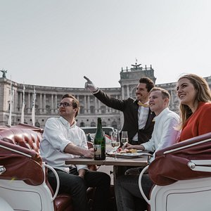 Discover Vienna like you have never ever seen it before.