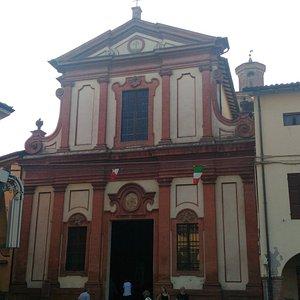 facciata oratorio Maria Assunta o San Gaetano