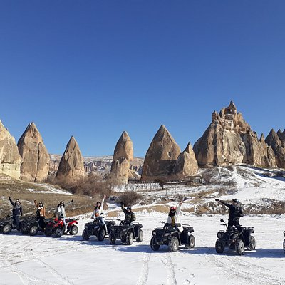 Atv tour in kapadokya