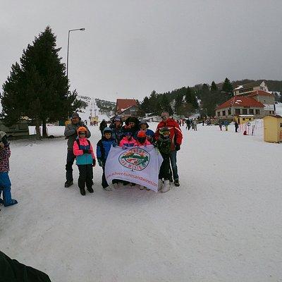 Day trip to ski resort Seli