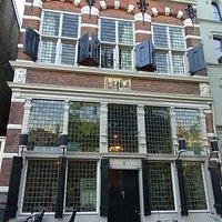 """Voormalig Museum """"De Moriaan"""" nu woonhuis"""
