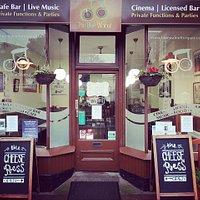 The Blue Walnut Cafe Bar & Cinema