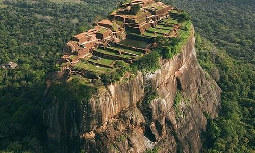 Sigiriya, the Lion Rock