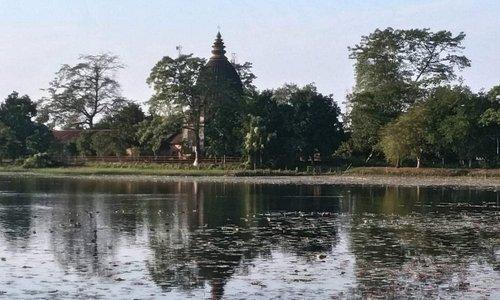 The Joy Sagar Lake