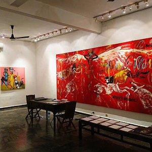 Craig Thomas Gallery_Installation