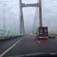 Second Severn Crossing Bridge