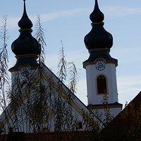 Kirche in Aschau