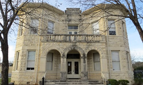 Historic Kendall County Courthouse, Boerne, TX