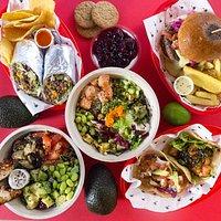 Californian Food
