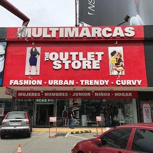 Este outlet es buenisimo!! lo recomienod si vas de compras a panama. los precios y las marcas indiscutibles.