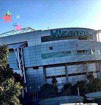 Formally Hisense arena