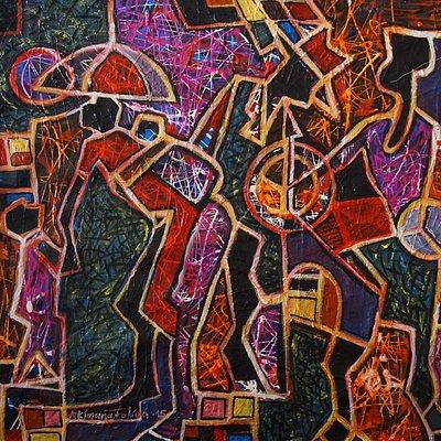 Art by Fabien Akimana, 2015