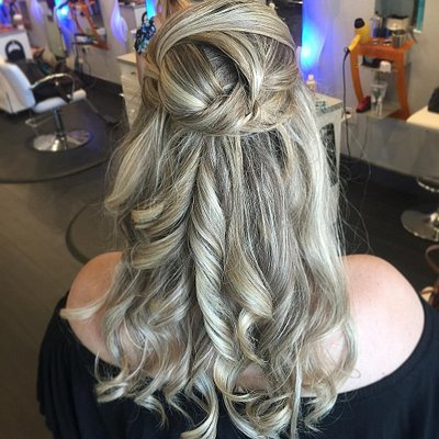 Formal styling, weddings, prom,