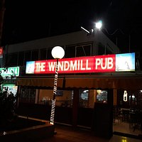 THE WINDMILL PUB HAS MOVED TO THE FRONT OF THE GRAN CHAPARRAL.
