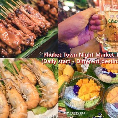 Phuket Town Night Market Tour