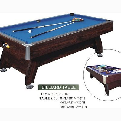 Pool Table at Paramount sports shop ltd in Abuja Nigeria