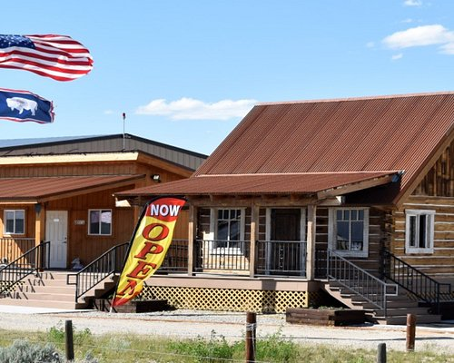 Cowboy Country Distilling Tasting Room
