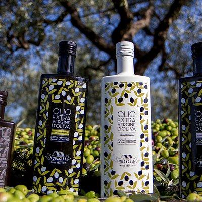 Frantoio Muraglia's Extra Virgin olive oils