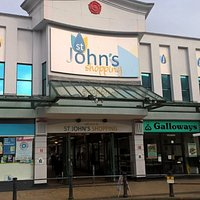 St John's Shopping Centre, Preston