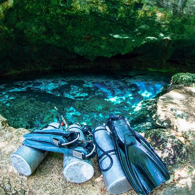 Cenote Diving is  the most spectacular way to discover the mysterious and fascinating Mayan World. Come and enjoy the fresh, crystal clear water in a way you have never dreamed before! Join us for an unforgetable experience.
