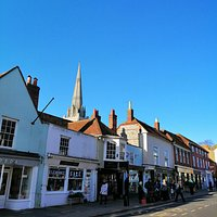 South  St, Chichester