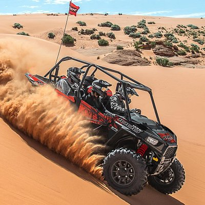 St George ATV Rentals and Sand Hollow ATV Tours