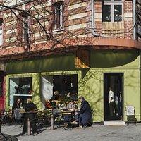 Terrasse Prélude Café