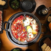 Chinese hot pot / 中式火锅