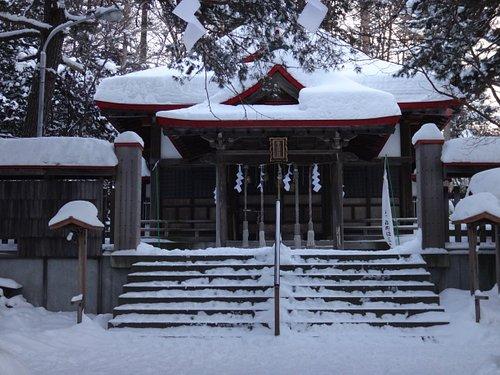 The Fushimi Inari shrine