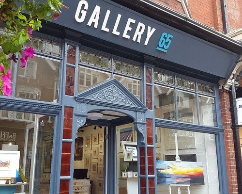 Gallery 65 Frontage