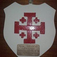 San Contardo cavaliere del Santo Sepolcro di Gerusalemme