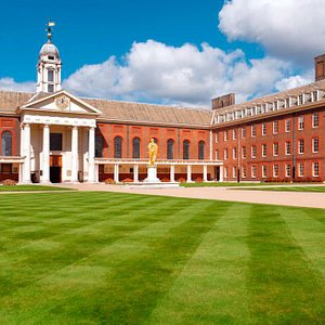 Figure Court at the Royal Hospital Chelsea