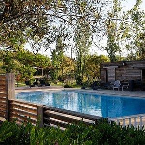 espace piscine jacuzzi sauna