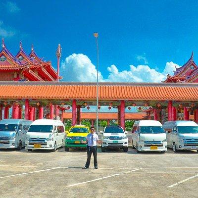 Thailand Bangkok taxi tour