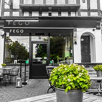 Fego Beaconsfield Outdoor Seating