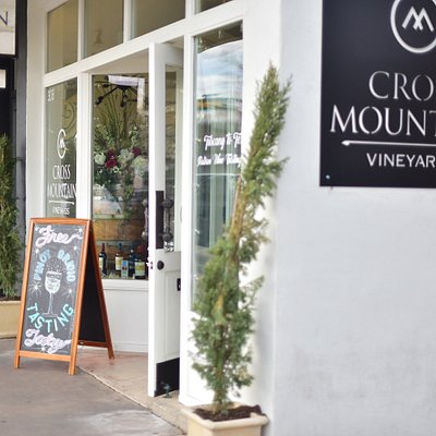 Visit our TastingRoom featuring the only Italian Wines good enough for Texas on Mains St, Fredericksburg, Tx.