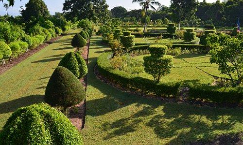 Jardin Botanique des Cayes -Haiti