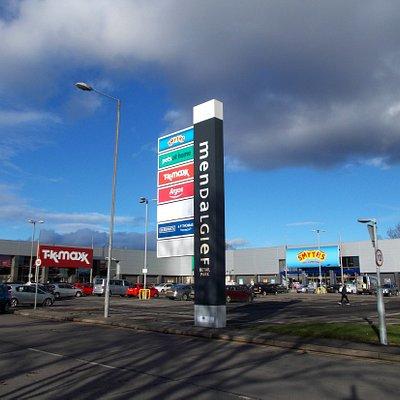 Mendalgief Retail Park, Newport