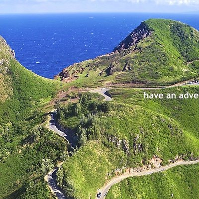 Take the road less traveled...have an adventure...Karen Lei's Gallery in Kahakuloa, Maui