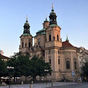 St Nicholas Cathedral - sunrise