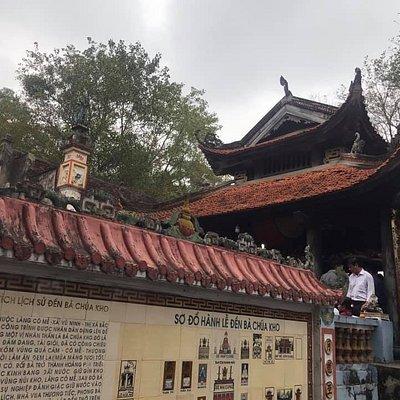 Ba Chua Kho Temple