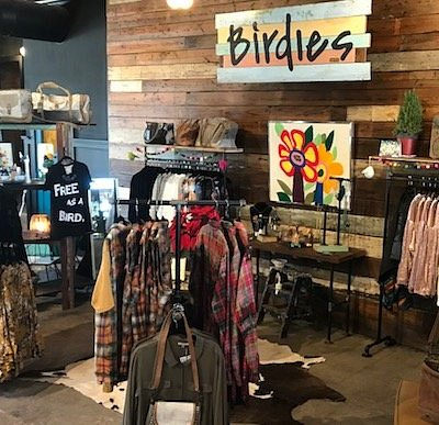 Ladies boutique featuring quality apparel, jewelry, and accessories.