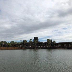 Angkor Wat. Amazing temple!