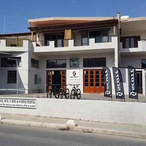 Kreta Bike proudly presents our new and easy to find new 900 m2 cycling center at Nikeas 48, 74100 Rethymnon, with Google maps GPS coordinates: 35.366493 – 24.536517