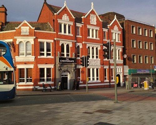 Merseyway Shopping Centre
