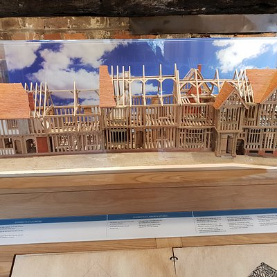 Model of the building