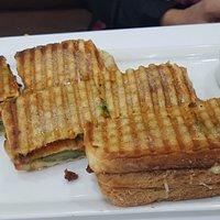 Special Mumbai spicy sandwiches