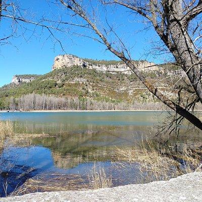 Laguna de Uña.